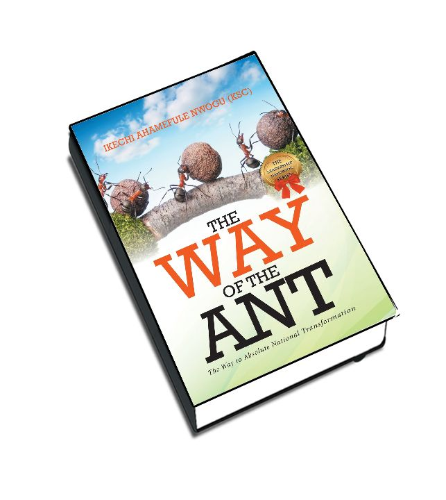 8 best The Way of the Ant The Way to Absolute National - new america 2020 survival blueprint book review