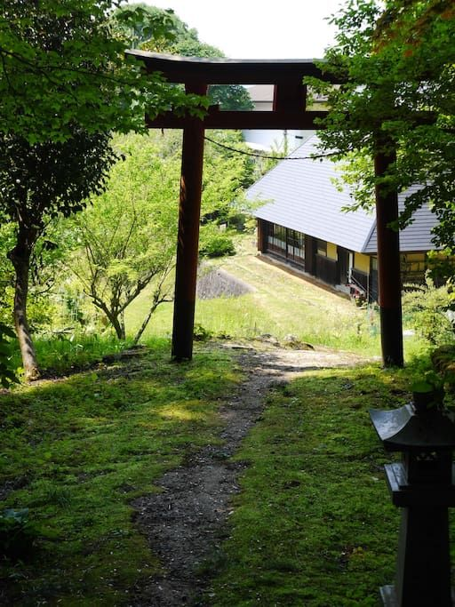 Airbnbで見つけた素敵な宿: 農村風景日本一7人用のゲストハウス富田 - 借りられる一軒家 - Ena-shi