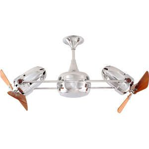 Replace ceiling fans with Dual Fan / Pulley system