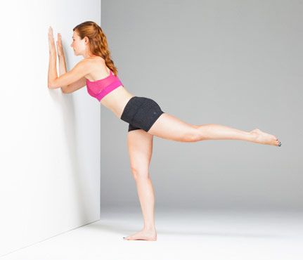Bridal Bootcamp: Butt Workout: Workouts: Self.com:Do these to make your rear your best asset.