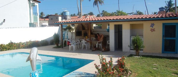 Que tal passar a Semana Santa de 02/04 à 05/04 em Maracaípe, Porto De Galinhas/PE nessa linda casa com piscina por R$3.750,00? Reserve Agora: http://www.casaferias.com.br/imovel/107039/bela-casa-em-maracaipe #feriado #semanasanta