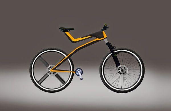 Mexicana diseña bicicleta de montaña inspirada en el Ford Focus