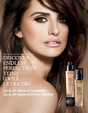 Lancôme is giving away a free 24 H Foundation Sample. You have a choice of 3 shades range: light, medium and deep. Choose the shade that would suit you, then fill out the request form. NOTE: One sample per customer, while supplies last. For Lancôme website link here: Lancôme 24 H Foundation