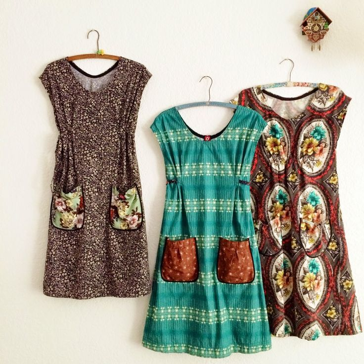 Pattern. Sewing. Mix and Match.