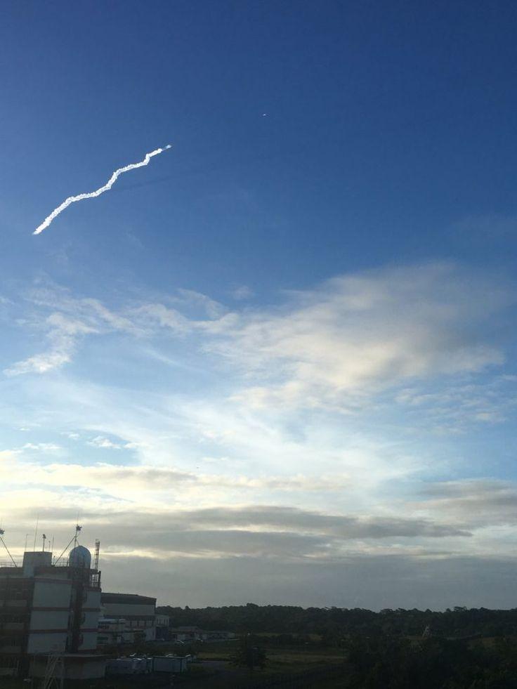 Assister au lancement d'une fusée au Centre Spatial Guyanais, à Kourou.