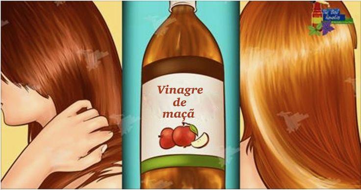 O vinagre de maçã é um dos ingredientes mais versáteis.Seu não se restringe apenas à culinária.Muita gente já comprova, por exemplo, que ele é uma excelente alternativa natural para limpar intensamente e dar mais brilho ao cabelo.Experimente!