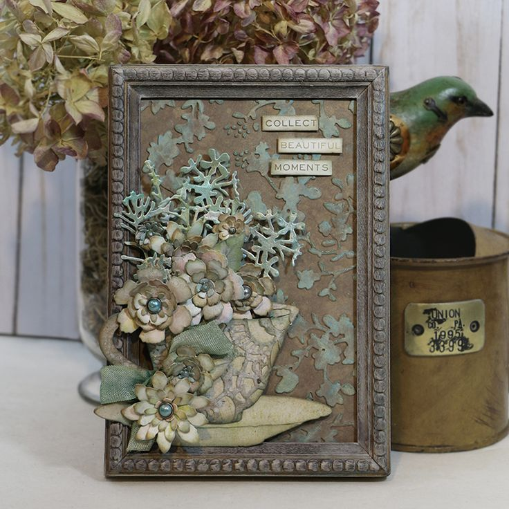 Collect Beautiful Moments Frame by Jan Hobbins