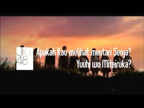 "JKT48 2nd Single ""Yuuhi wo Miteiruka? - Apakah Kau Melihat Mentari Senja..."