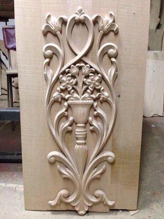 14 Best Carved Wooden Panels Images On Pinterest Carved