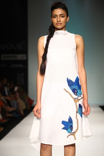 PURVI DOSHI, Lakme Fashion Week Summer/ Resort 2013
