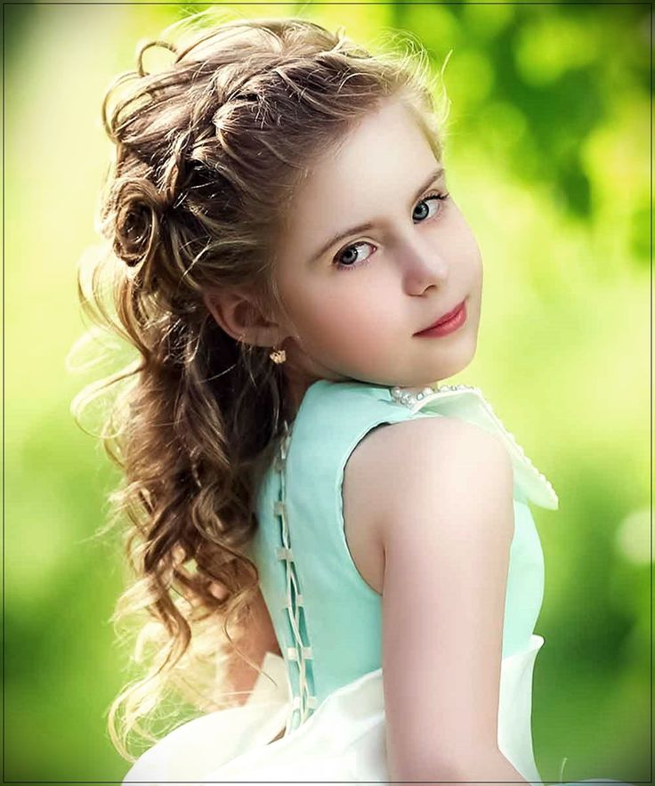 2020 girl hairstyles: 150 beautiful ideas for every occasion! #easyideasofDIYhairstyles #girlhairstyles2020 #hairstylesforgirlsspringsummer2020 #hairstyleswithmultipletails