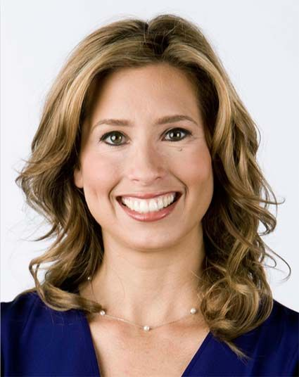 Stephanie Abrams is a meteorologist and reporter for The Weather Channel. Abrams attended Space Camp twice, and was inducted into the Space Camp Hall of Fame in 2012.