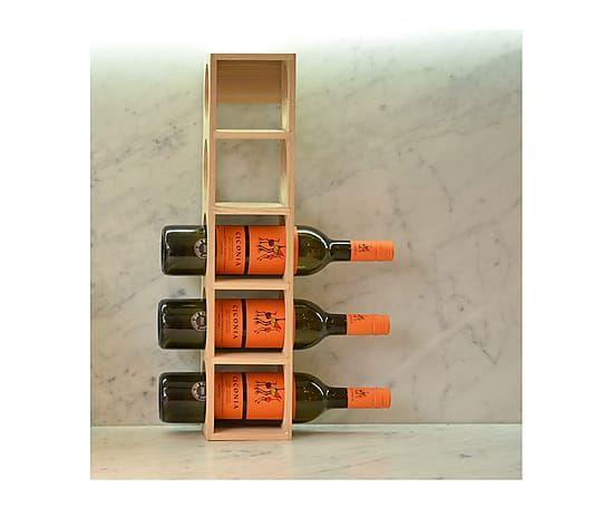 Les 25 meilleures id es concernant range bouteille cuisine - Combien de bouteilles de vin sur une palette ...