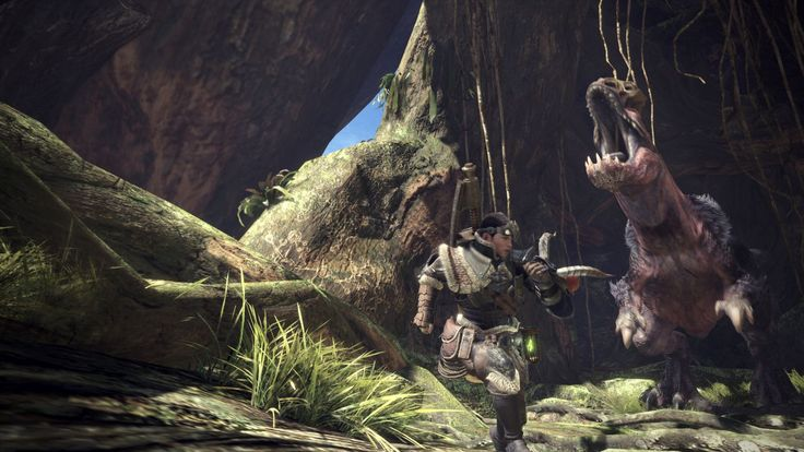 Monster Hunter World could finally be the seriess breakout global hit