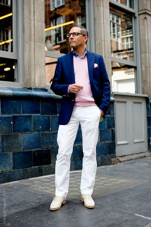 A Winning Blazer Pants Combo The Good Stuff Pinterest