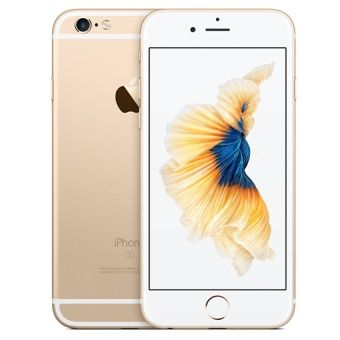 (Refurbished) Apple iPhone 6s Plus 64GB (Gold)[Grade A]