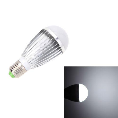 E27 7W 14 SMD 5630 LED Warm White Microwave Radar Motion  Ambient Light Sensor Lamp Bulb