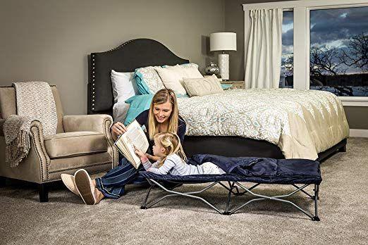Ez Bed Letto Gonfiabile.Regalo My Cot Portable Travel Toddler Bed Portable Toddler Bed