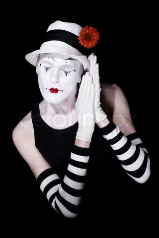 Google Image Result for http://www.colourbox.com/preview/1908203-332260-sleep-theatrical-clown-in-a-white-hat-and-striped-gloves-on-a-black-background.jpg