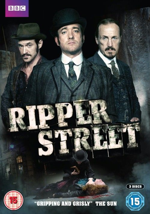 Ripper Street: Tajemnica Kuby Rozpruwacza / Ripper Street