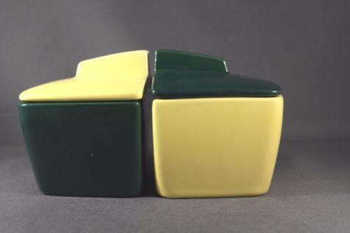 Vintage-Franciscan-Ware-Toast-N-Jam-Condiment-Set-Toastmaster-El-Patio-Jelly