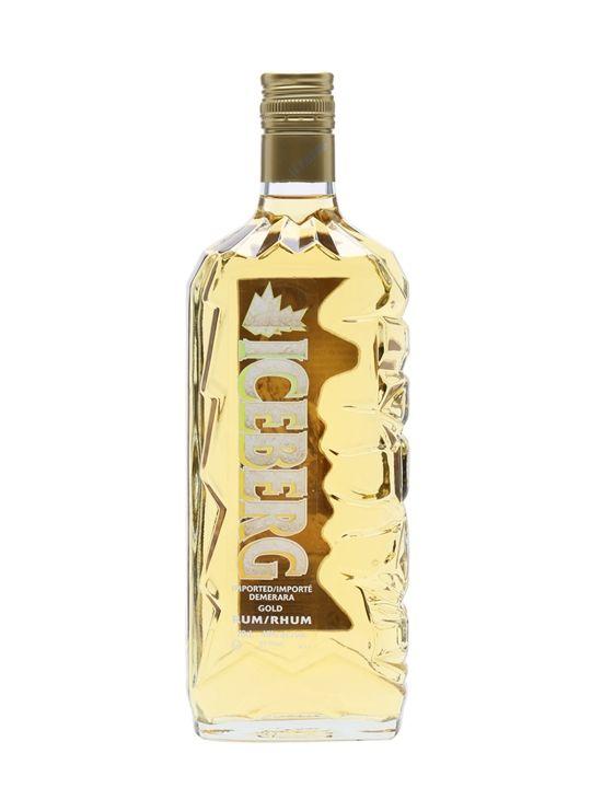 Iceberg Gold Rum : The Whisky Exchange