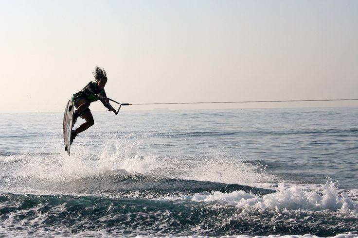 Jump! Wakeboarding
