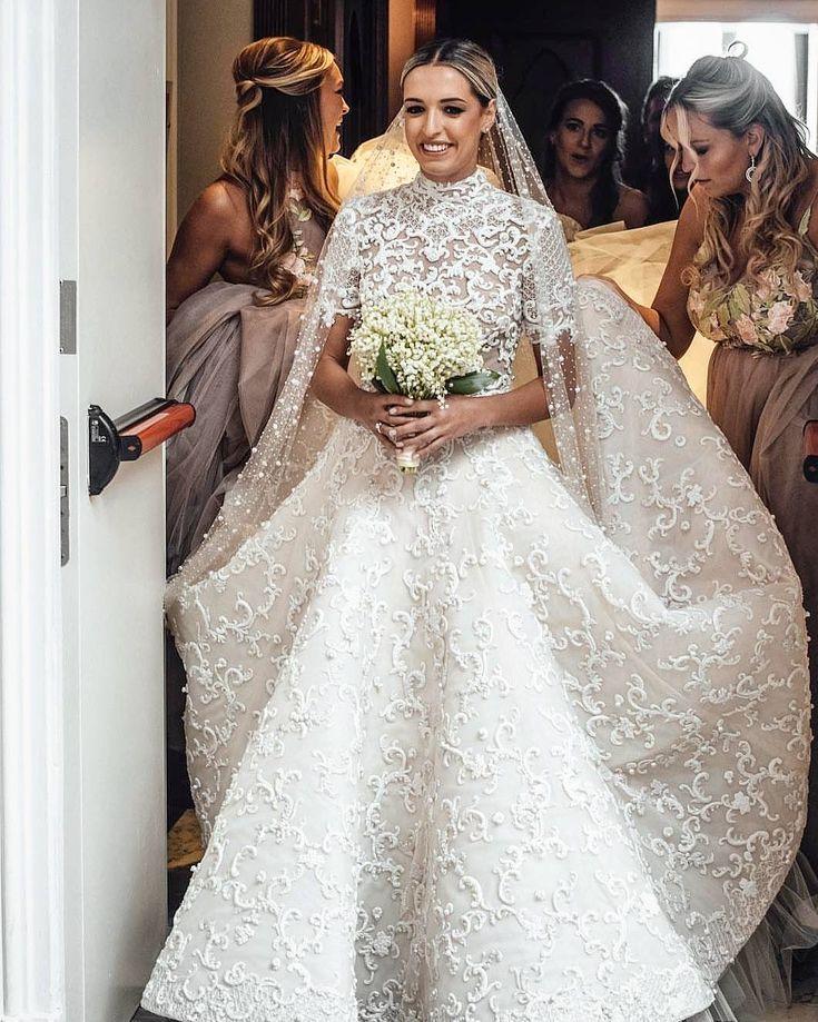 Lebanese wedding dresses pictures
