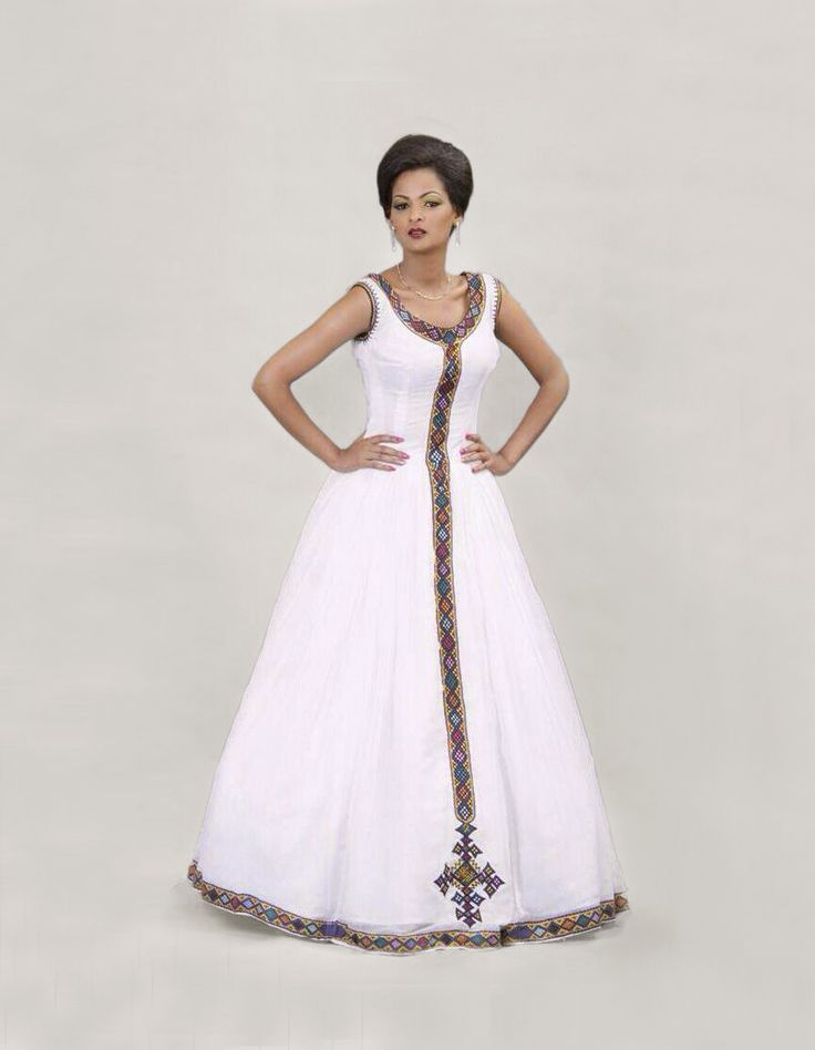 Ethiopian Traditional Dress For Wedding - Gown And Dress Gallery