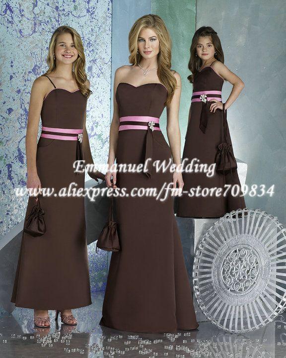 Vestidos de dama de honor on AliExpress.com from $114.53