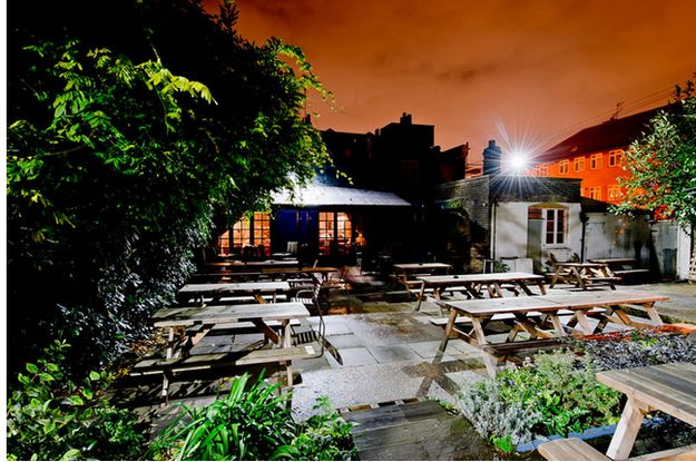 The Sun, Camberwell   32 London Beer Gardens You Should Visit Before You Die
