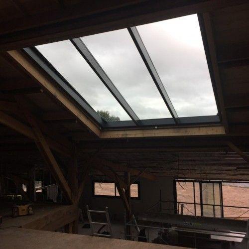 1000 id es sur le th me verriere toit sur pinterest verrieres permis construire et verri re. Black Bedroom Furniture Sets. Home Design Ideas