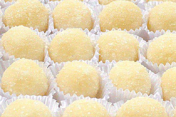 Receita de Beijinho de Leite Ninho Sem Leite Condensado , Delicioso e fácil de fazer! Aprenda a Receita!