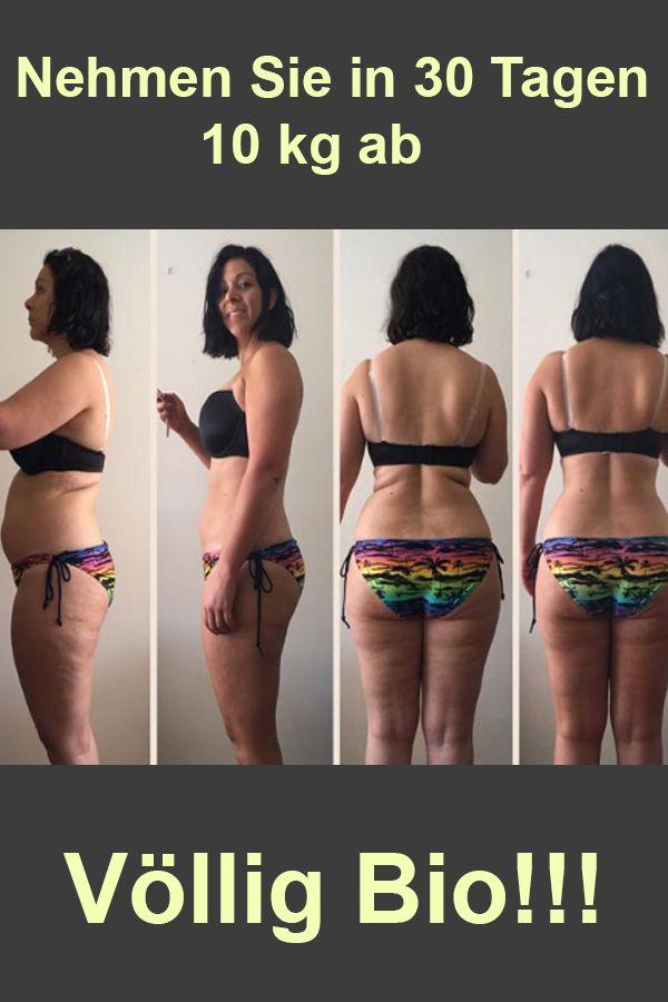 Wirksame Mittel, um den Bauch abzunehmen