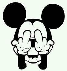 Resultado de imagen para mickey mouse antiguo tumblr love