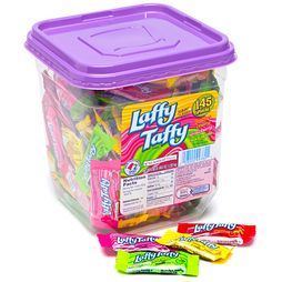 Laffy Taffy Candy - Assorted