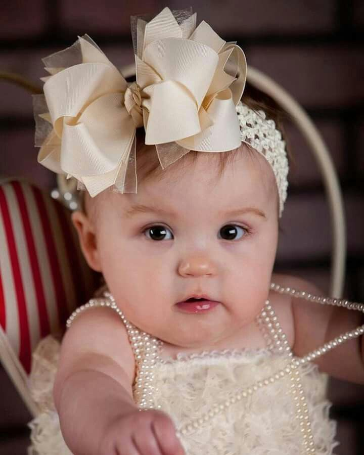2577 best images about headband baby on pinterest flower - Lazos para bebes ...