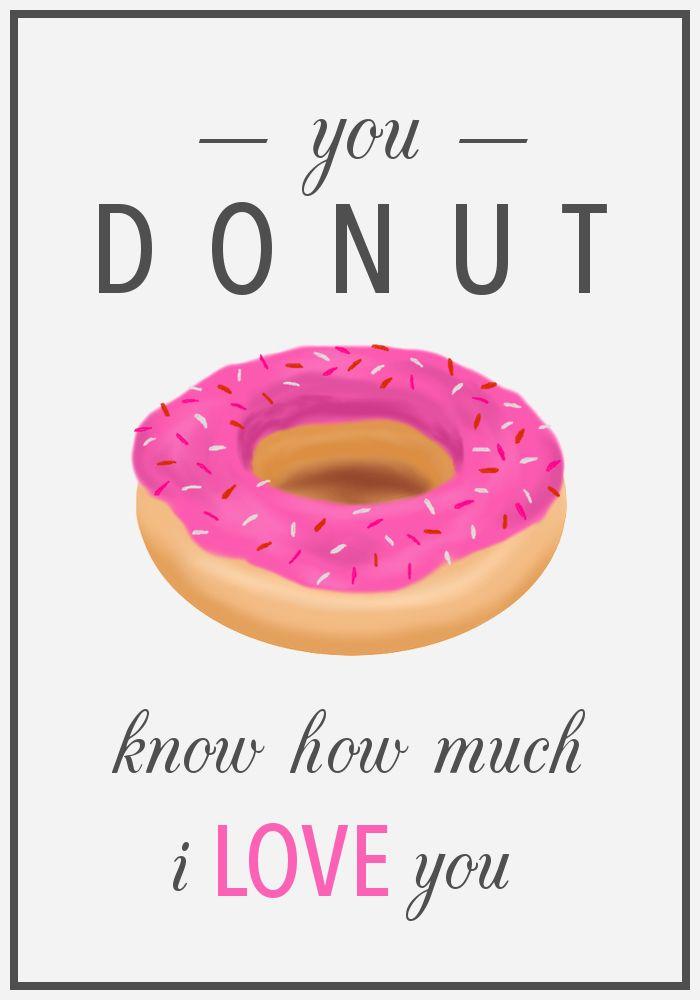oh whimsical me: Junk Food Valentines   Free Printable
