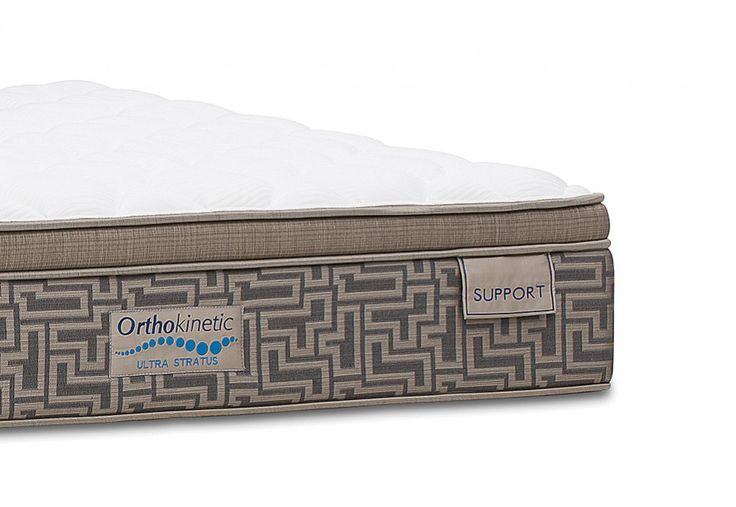 Orthokinetic Ultra Stratus Support King Mattress | Super Amart