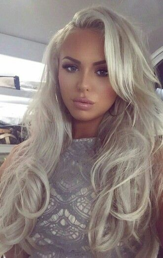 hair extensions ideas pictures - Best 25 Blonde hair bangs ideas on Pinterest