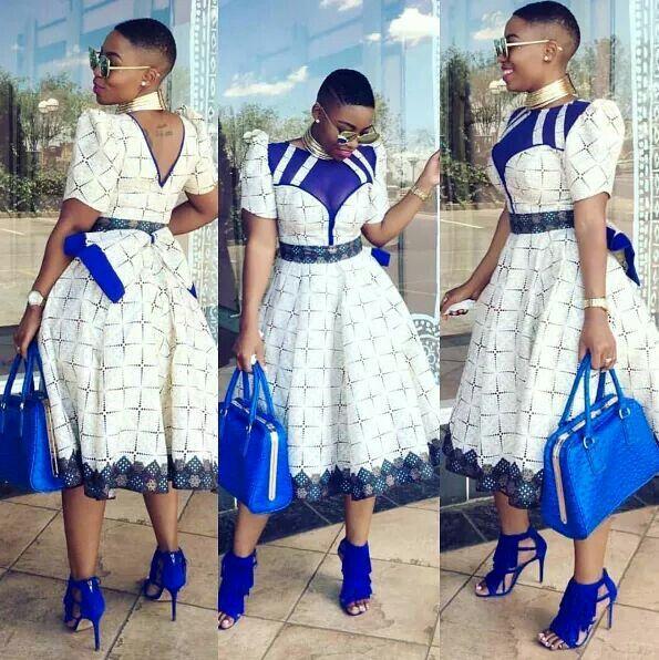 That blue tho.. Gorgeous