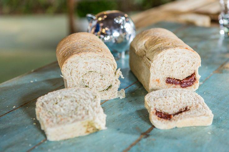 Pão de Triguilho    Pães e salgados   Estrelas - Receitas Gshow