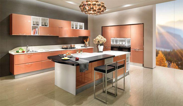 40 besten Modern Kitchen cabinets Bilder auf Pinterest | moderne ...