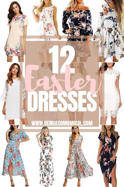 c2d8952b974d 12 Easter Dresses For Women in 2019 | Fashion for Mom and Women ...