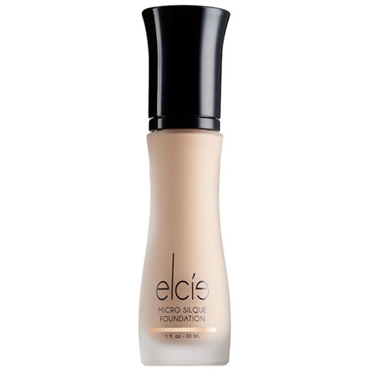 What an Insta-Famous Makeup Artist ALWAYS Has in Her Kit - Elcie Cosmetics Micro Silque Foundation from InStyle.com