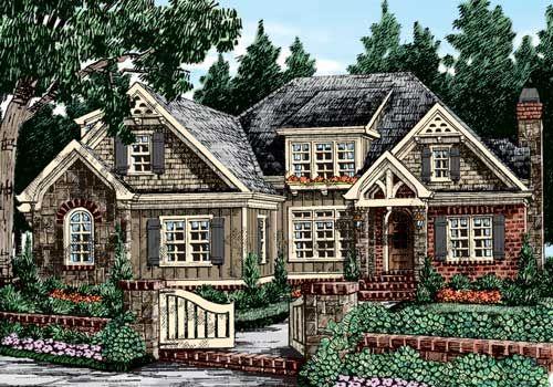 Tillman home plans and house plans by frank betz Frank betz designs