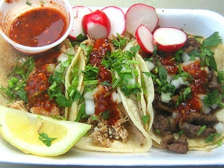 Carne Asada tacos-I need to get my hands on these this weekend