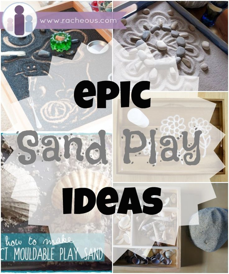 benefits of sand play therapy Association for play therapy:  the following are some of the many benefits of play that have been described by play theorists play is the child's language and.