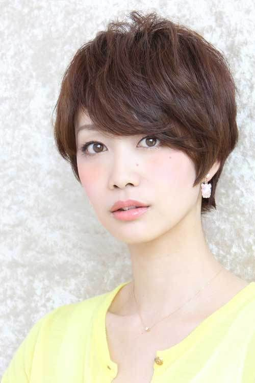 Best Short Asian Hairstyles for Women