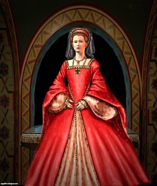 c Rebecca Cox Image name: Lady Jane Grey - The Nine Days ...